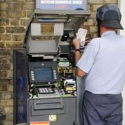Спец по обслуживанию банкоматов