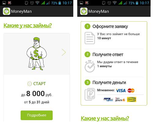 Как взять микрозайм онлайн на чужой паспорт