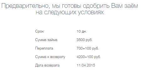 микрозайм бери рубли работа комиссии на соответствие занимаемой должности