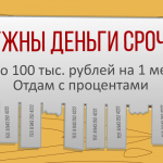 Страница поддержки приложения Кредитная доска объявлений