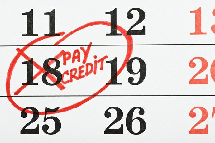 Перенос платежа по кредиту