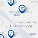Офисы банка Восточный в Новосибирске — адреса и контакты