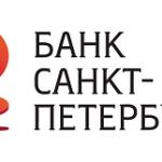 Какие документы нужны для кредита в банке Санкт-Петербург?